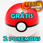 Pokebola Pokemon Xy - Pokeball - Cosplay - Aliança Noivos