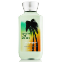 Crema Bath And Body Works Coconut Lime Breeze