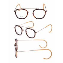 Lentes Gafas Armazon Para Graduar Cuadrado Hipster Retro