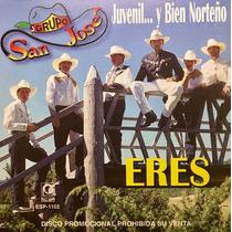 Cd Grupo San Jose Juvenil Y Bien Norteño Eres Promo Usado
