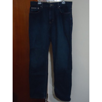 Calvin Klein Jeans P/caballero 34 X 32 Pantalon D Mezclilla