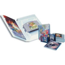 Universal Game Case Snes, N64, Mega Drive