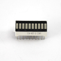 Barra De Led De 10 Segmentos, Proto, Arduino, Pic, Raspberry