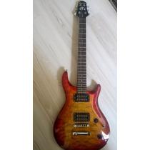 Guitarra Crafter Convoy Custom Fm Model Prs-retirada Em Mãos