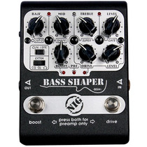 Bass Shaper Pedal Para Baixo - Nig