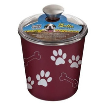 Almacenador De Alimentos Amar Mascotas Bella Tazón Para El