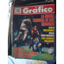 El Gráfico 3461 4/2/86. River. Boca. San Lzo.poster: Kempes
