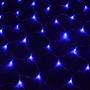 Pisca Pisca Led Rede Azul 120 Lampadas Imuminacao Natal Luz