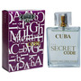 Perfume Cuba Paris The Secret Code Edp 100ml Original Compre