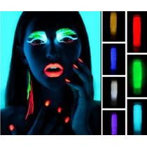 10 Pinturas Neon Fluorescentes Antro Bodas Batucadas Fiestas