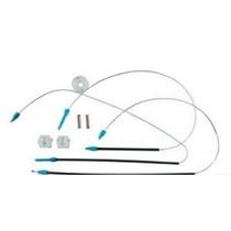 Kit Reparo Maquina Vidro Eletrico Golf Sapão Diant. Arraste