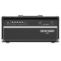 Cabecote P/ Baixo Behringer Bvt4500h 450wrms,atacado Musical
