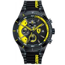 Relógio Ferrari 830261 Preto Garantia + Frete 12x Sem Juros