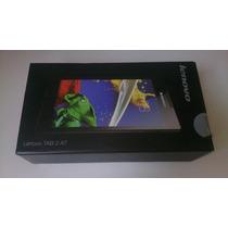 Tablet Lenovo A7-30 Nueva, Entrego Factura Fiscal.