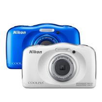 Câmera Digital Nikon Coolpix S33 13.2mp A Prova D