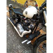 Moto Bobber 500cc Fabricada En Extremechoppers, España