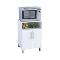 Mueble auxiliar para microondas cocina todo para cocina for Muebles auxiliares para microondas
