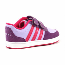 Zapatillas Adidas Nena Bebe Vl Neo St Cmf I