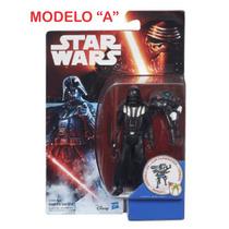 Muñecos Con Accesorios Star Wars Hasbro - Mundo Manias