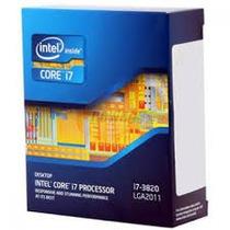 Procesador I7 Intel® Core¿ I7-3820 Processor (10m Cache, Up