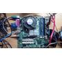 Tarjeta Madre 775 Intel Con Procesador Pentium 4 Ht 3.0 Ghz