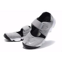 Nike Rift Pezuña Unisex - Gris Joggin - Envio Por Oca