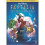 Dvd Fantasia Walt Disney Coleção Com 2 Filmes 2 Discos Orig.