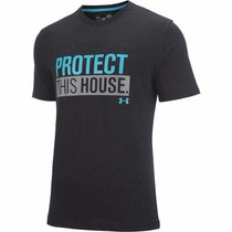 Franela Under Armour Protect This House Caballero