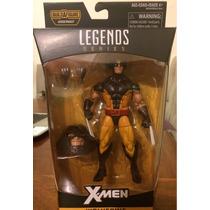 Wolverine Marvel Legends Serie Juggernaut Baf Hasbro