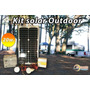 Kit Solar Fotovoltaico Outdoor 20w