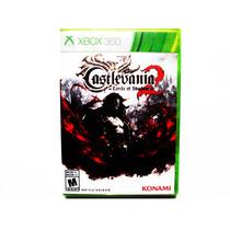 Castlevania 2 Lords Of Shadow Nuevo - Xbox 360
