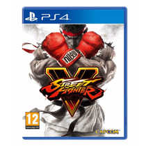 Street Fighter V Ps4 Con Tu Usuario Oferta