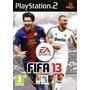 Patch Fifa13 Comprar Jogos Ps2 Play 2 Play 2 Futebol Bola