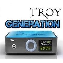 Duo-sat Troy Hd Generation - Iptv Pronta Entrega