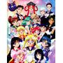 Sailor Moon Todas Sagas Dubladas Completas Imperdivell