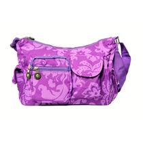 Cartera Para Dama Bellagio Bags Color Morado
