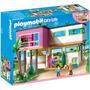 Mansión De Lujo Moderno De Playmobil