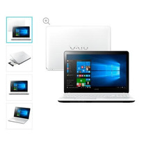 Notebook Vaio Fit 15f Vjf153b0211w Branco Intel® Core I5-52