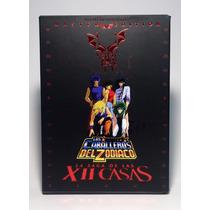 Los Caballeros Del Zodiaco La Saga De Las 12 Casas Dvd