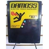 Energizador Damoss P100 Para Cercos Eléctricos