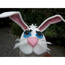 Gorro Conejo Disfraz Goma Espuma Animales