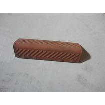 Esquinero Nariz Escalon Ceramico Estriado Lote 10 Unidades