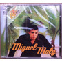 Miguel Moly. 40 Años 40 Éxitos. 2 Cds Originales, Nuevos