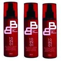Full Bb Cream 10 Em 01 Felithi - 3 Unidades+ Brinde