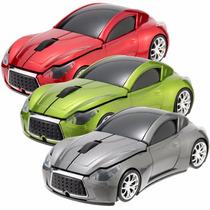 Mouse Audi Auto De Carreras Inalambrico