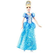 Boneca Disney Fashion Princesas Cinderela - Mattel