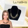 Collar Colección Happy Gold Lunatik