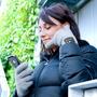Luvas De Lã Bluetooth Para Atender Phone Galaxy Smartphones