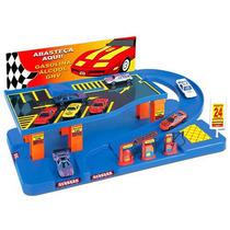 Posto Expresso E Garagem Brinquedo Infantil Braskit 750-4
