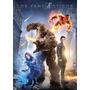 Dvd Los 4 Fantasticos Estreno 2015 Original Nueva Cerrada